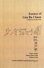 Martial Arts Books - Kung Fu:  Essence of Lien Bu Chuan - Continuous Steps Form
