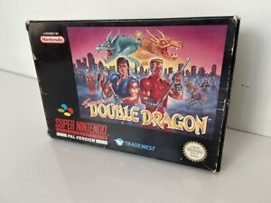 Super Double Dragon   - FRG Version Super Nintendo SNES