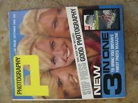 October 1965 Photography magazine - 1st Edition