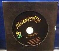 Insane Clown Posse - Thug Pit CD Hallowicked 2003 Single Esham Tech N9ne KMK