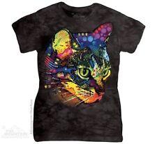 Katzen Langarm Damen-T-Shirts in Größe 2XL