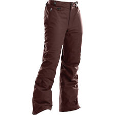 Under Armour women's Bunratty II Brown ski snowboard Pants size Small