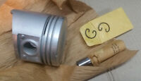 M151 set of 4 NOS pistons (with pins & safetys). STD. PN 5702227.Don't miss them