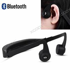 Wireless Headphones Bone Conduction Bluetooth Stereo Headset Open Ear Earphone