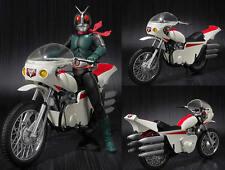 BANDAI S.H.Figurarts Kamen Rider Old 2 Go & Cyclone Remodeling version set