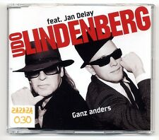 Udo Lindenberg Maxi-CD molto diverso - 5-Track incl. video-feat. Jan Delay