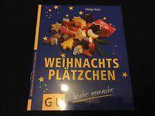 GU Backbuch: WEIHNACHTSPLÄTZCHEN leicht gemacht