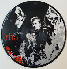 "Aha, Analogue (All I Want), NEW/MINT Ltd edition PICTURE DISC 7"" vinyl single"
