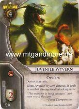 Warhammer Invasion - 2x Juvenile Wyvern  #080