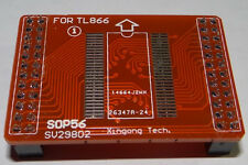 SOP56 adapter board for TL866 programmer for AM29BL802/162 automobile chip-U81