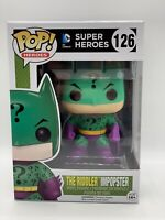 Funko Heroes POP 126 DC The Batman Impopster THE RIDDLER IMPOSTER Mint