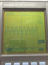 Fluke 97 ScopeMeter Dual Channel 50 MHz *tested*