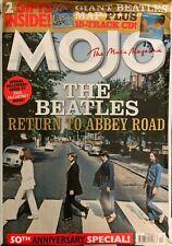 MOJO MAGAZINE UK  -  october 2019  -  THE BEATLES  -   With CD