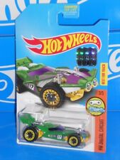 Hot Wheels 2017 Factory Set HW Digital Circuit 3/5 Blade Raider CHASE Green