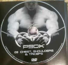 Beachbody P90X - Chest, Shoulders & Triceps - 1 Replacement Workout Dvd Only