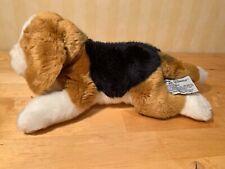 "Russ Yomiko Classics Beagle Dog ~ 10"" Plush Stuffed Animal w/Tush Tag ~ Awesome!"