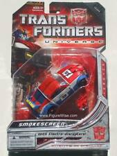 TransFormers Universe/Classics/Henkei/Generations G1 SMOKESCREEN figure, New