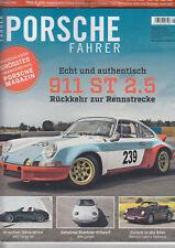 PORSCHE FAHRER Nr. 5 August 2020 neu und ungelesen - 911 ST 2.5