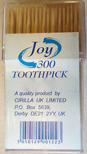1800 Wooden Toothpicks Sticks Job lot Cocktail Tooth Sticks Joblot Clearance New