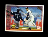 DEREK JETER 1997 Topps Rookie Cup Card  #13 New York Yankees HOF NM/MT
