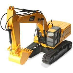 Diecast masters 1:24 RC CAT 336 Excavator HD PVC Plastic Batteries Inc. 25001