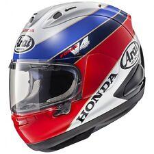 Casco Helm Casque Helmet ARAI RX-7 V HONDA RC30 AR2796HO - taglia XS