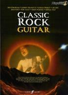 CLASSIC ROCK Guitar Authentic Playalong Book & CD