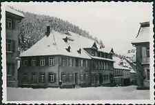 Allemagne, Deutschland, Triberg, Hôtel Adler Vintage silver print Tirage argen