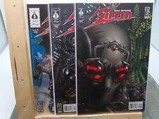 Gene Simmons ZIPPER #1, 2 & 3 IDW Comics CB5440