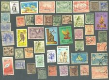 Burma stamps collection 50 all different