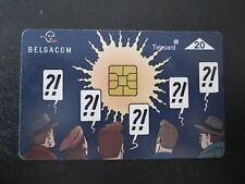 Tarjeta telefonica Belgica / Telephone card Belgium Belgique