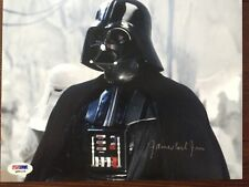 James Earl Jones   DARTH VADER 8x10 photo Certified by (PSA/DNA)