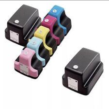 7 x Generic HP02 Ink Cartridges For Photosmart 3100 3110 C5180 C6180 C6270 C7180