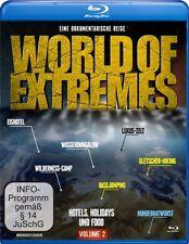 World of Extremes - Die besten Hotels & Urlaub Extrem & Essen Extrem ( BLU-RAY )