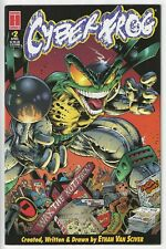 CYBERFROG #2 (1996) HARRIS COMICS : VF/NM 9.0