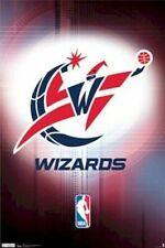 WASHINGTON WIZARDS POSTER ~ SPOT LOGO 22x34 NBA Basketball 5430 National