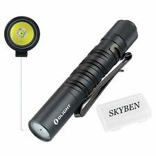 Olight I3T Eos 180 Lumens Dual-Output Edc Flashlight Luxeon Tx Cw Led, With Aaa