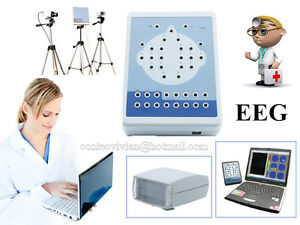 Digital Portable EEG Machine And Mapping System 16-channel EEG,KT88-1016 CONTEC