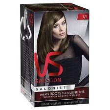 Vidal Sassoon Salonist Permanent Hair Colour - 5/1 Medium Cool Brown