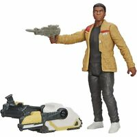 STAR WARS THE FORCE AWAKENS BASIC FIGURE FINN TAKARA TOMY from Japan