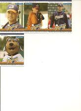 2005 Schaumburg Flyers Complete Retail Set - NM/MT