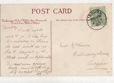 Miss McKeown Ballinderry House Lurgan Ireland 1907  786a