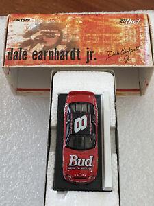 Dale Earnhardt Jr. 8 Budwiser 1999 Chevrolet Monte Carlo Red White Lettering JR