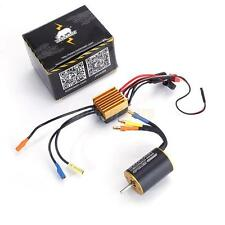 BoldClash 2838 4500KV 4Poles Sensorless Brushless Motor + 35A Brushless ESC for