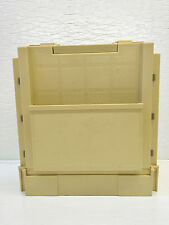 Vintage Sewing/Thread Plastic Fold-Out Carrier