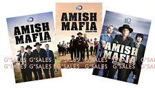 Amish Mafia TV Series Complete Seasons 1-3 (1 2 3) BRAND NEW DVD SET