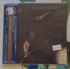 Renaissance Japan Mini LP CD Illusion w Obi & Inserts Arcangelo Prog
