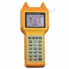 Dtv Digital/Analog Tv Signal Level Meter Tester RY-1127D Catv Testing 5-870MH gc