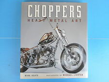 Choppers : Heavy Metal Art by Mike Seate (2004, Hardcover) Michael Lichter