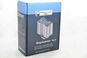 Prolimatech Megahalems CPU Kühlkörper